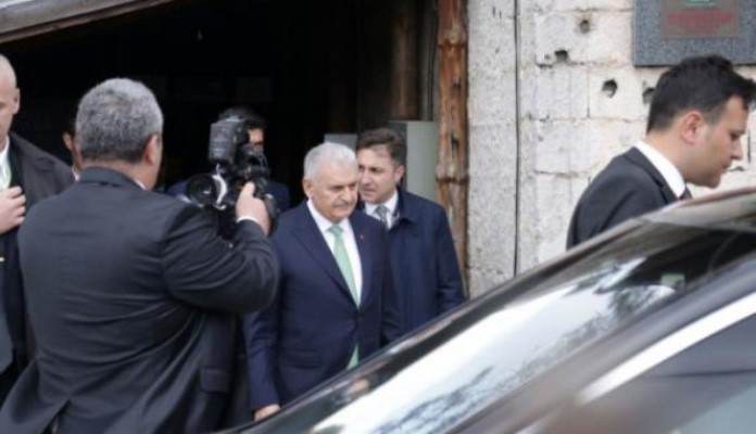 Binali Yildirim obilaskom Tunela spasa završio posjetu BiH