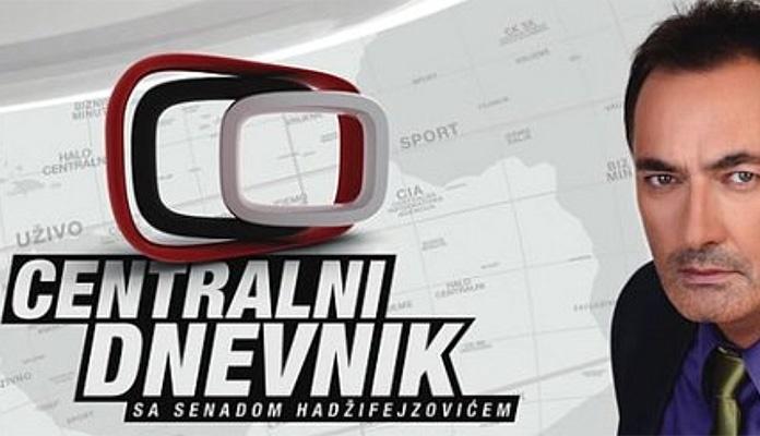 Centralni dnevnik Senada Hadžifejzovića uživo iz Zenice
