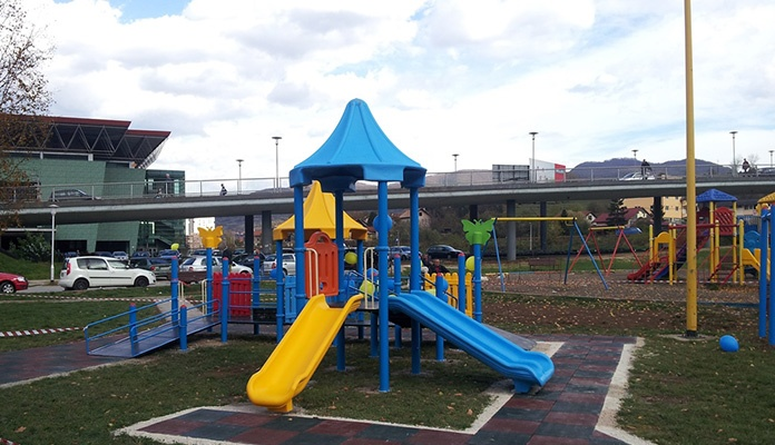 U Zenici uskoro izgradnja tri dječija igrališta