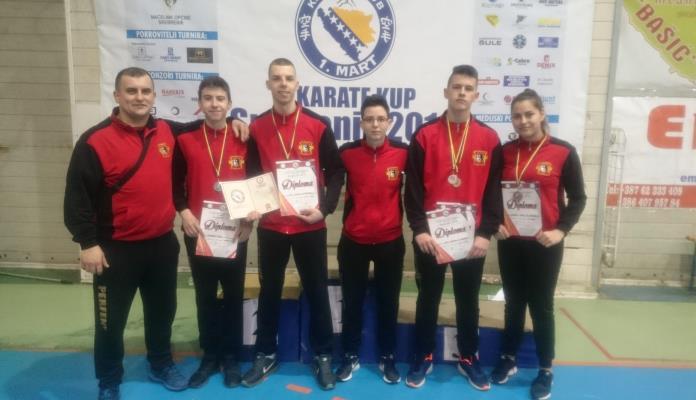 Zenički Perfekt u Banja Luci osvoji 28 medalja (FOTO)