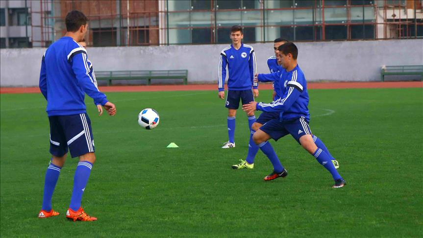 Kadetska reprezentacija BiH sutra u Zenici protiv Albanije