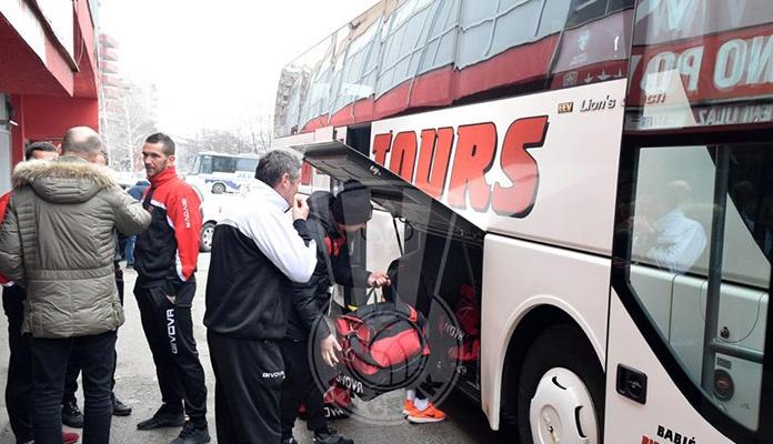 Nogometaši Čelika sutra definitivno putuju u Antaliju