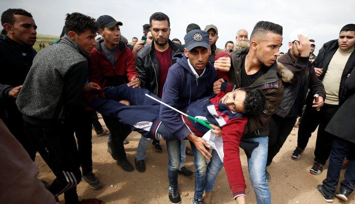 Izraelski vojnici ubili 15 Palestinaca, 1.400 ranjenih