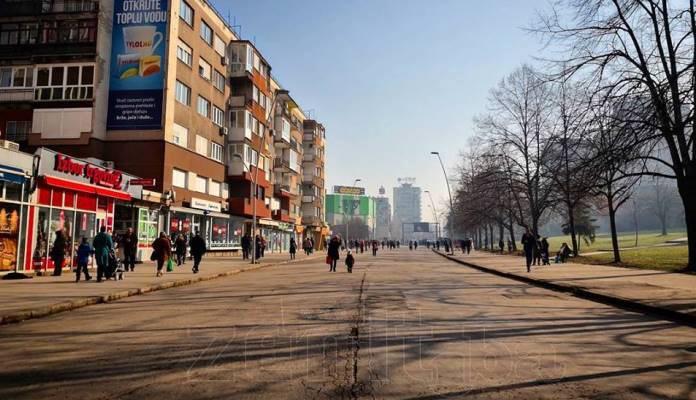 Zenica danas najtopliji grad u BiH, treći u Evropi