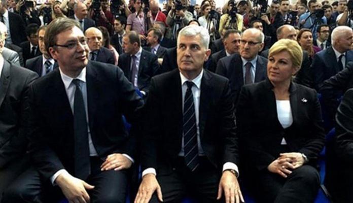 Danas sastanak čelnika Hrvatske, Srbije i Bosne i Hercegovine