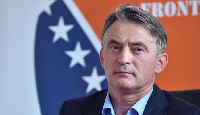 Željko Komšić podnio krivičnu prijavu protiv Milorada Dodika