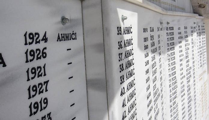 Sutra obilježavanje godišnjice masakra u Ahmićima