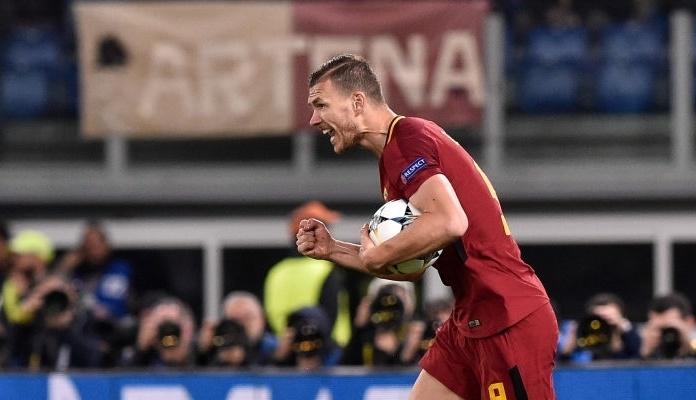 Roma slavila u Cagliariju, Džeko upisao asistenciju