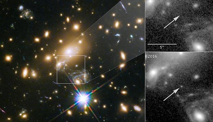 Teleskop Hubble otkrio zvijezdu udaljenu devet milijardi svjetlosnih godina