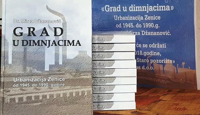 """U Zenici održana promocija knjige """"Grad u dimnjacima"""""""