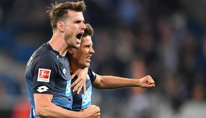 Kramarić doveo Hoffenheim na korak do Lige prvaka