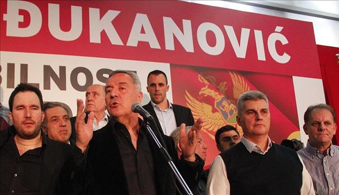 Milo Đukanović po drugi put postao predsjednik Crne Gore