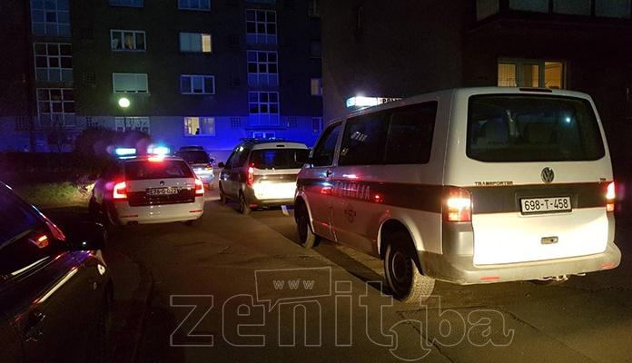Pucnjava u Zenici, jedna osoba zadobila povrede