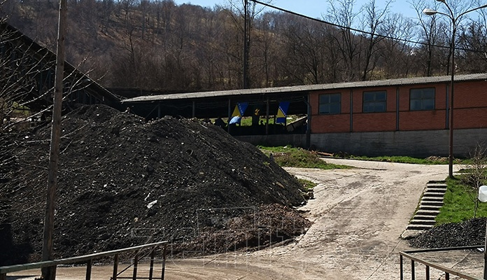 Zenički rudari čekaju poziv na dogovor o plaćama, ni jutros nisi sišli u jame