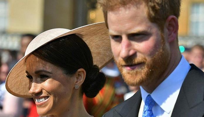 Princ Harry i njegova supruga u prvoj inostranoj posjeti