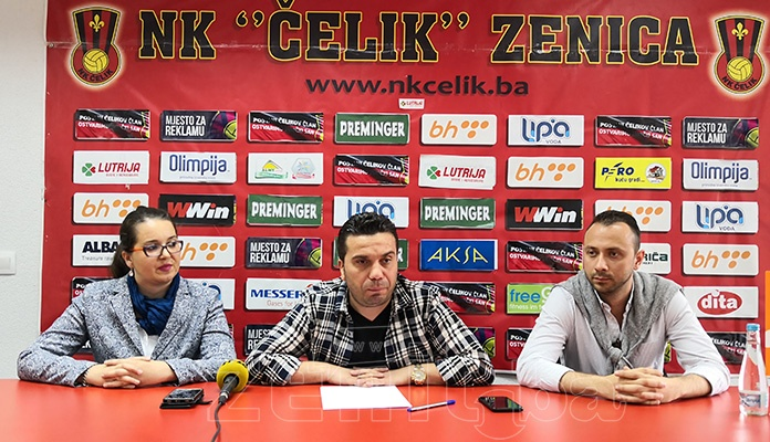 Vanredni press: Aydin o ostanku i stanju u NK Čeliku (VIDEO)