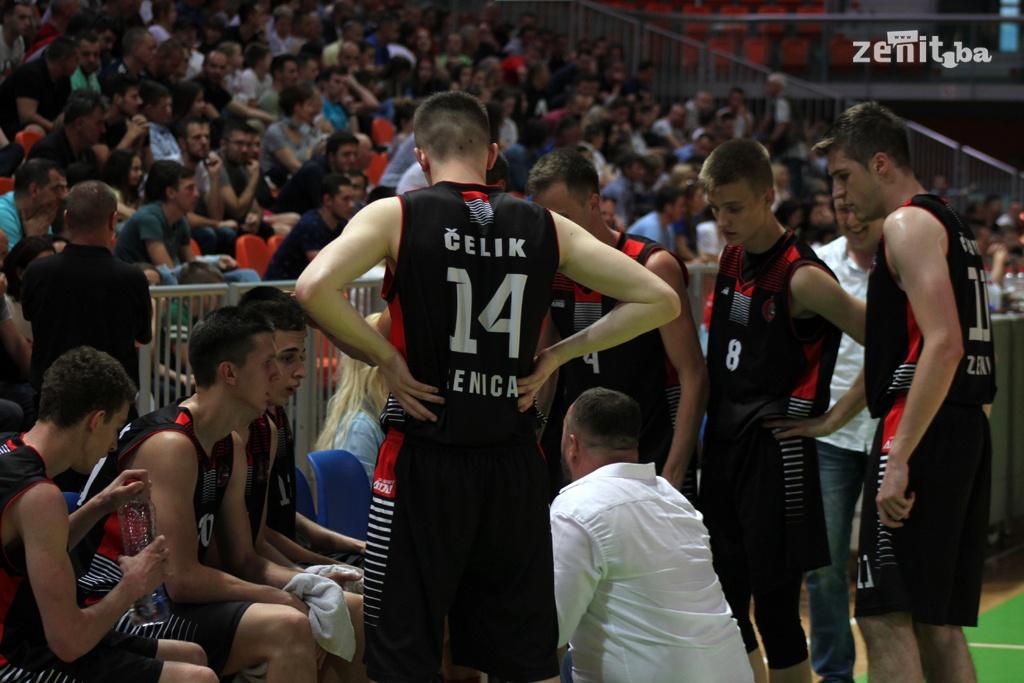"""KK """"Igman Burch"""" odnio pobjedu u derbiju protiv OKK """"Čelik"""""""