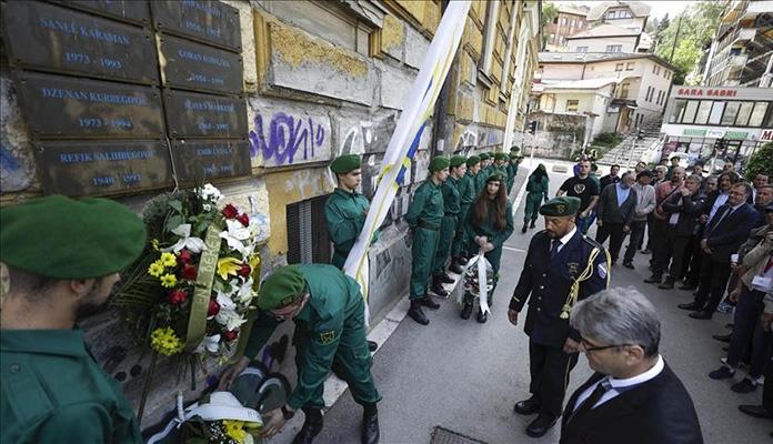 U Sarajevu obilježena 26. godišnjica Dobrovoljačke