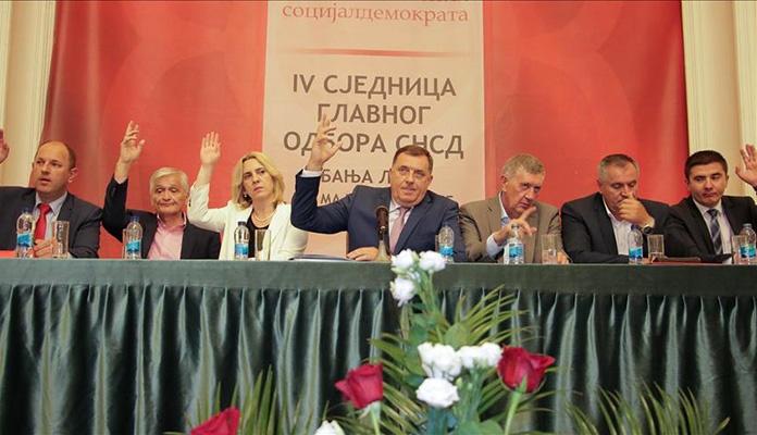 Milorad Dodik kandidat za člana Predsjedništva BiH