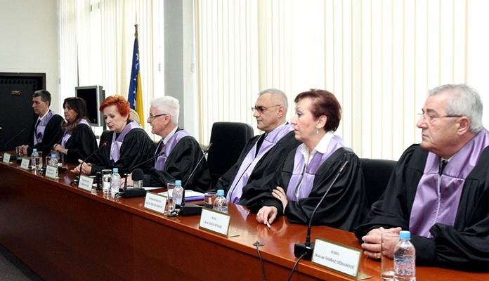 Ustavni sud FBiH osporio dijelove ustava tri kantona