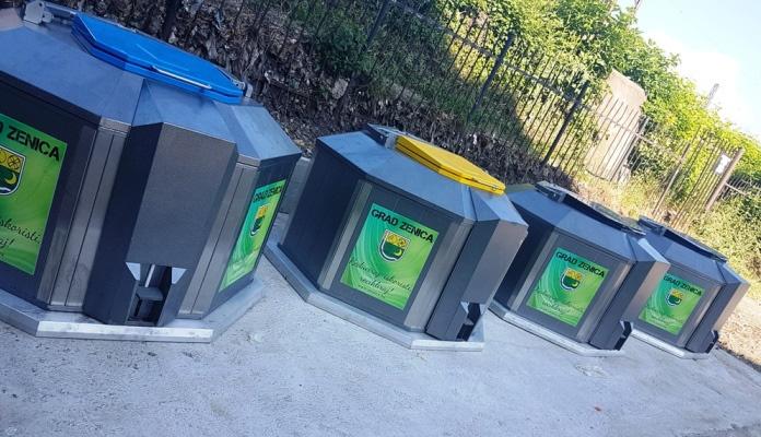 U naselju Blatuša postavljani podzemni kontejneri