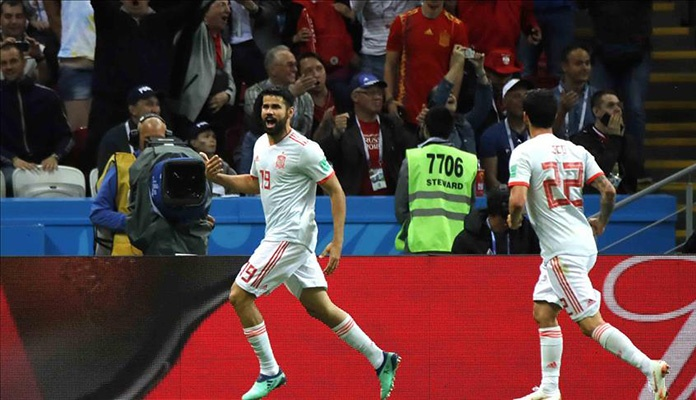 Španija slavila minimalnu pobjedu protiv Irana