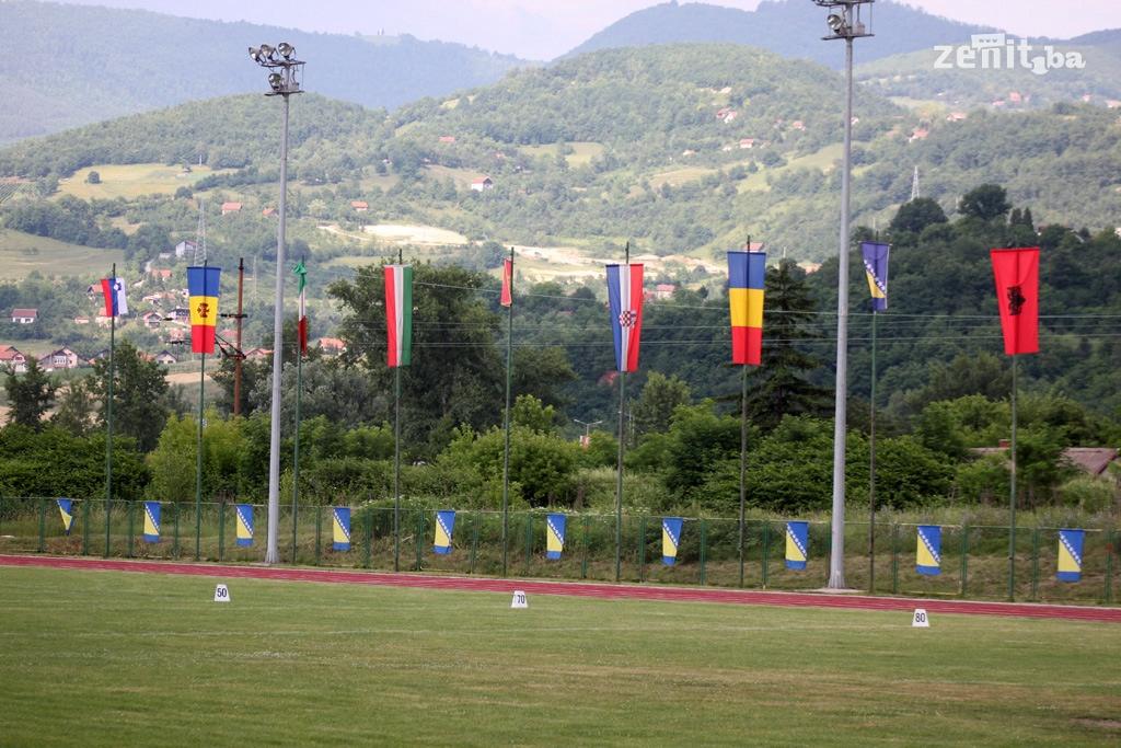 U Zenici danas počinje Međunarodni atletski miting Zenica 2019.