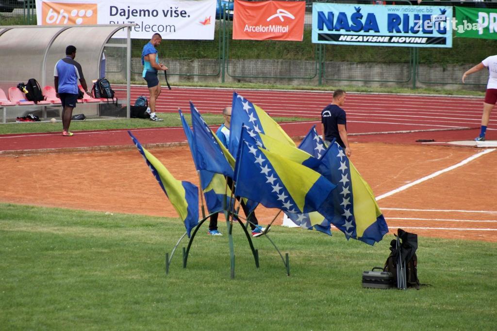 Olimpijci Tuka i Pezer danas i sutra nastupaju na Prvenstvu BiH u Zenici