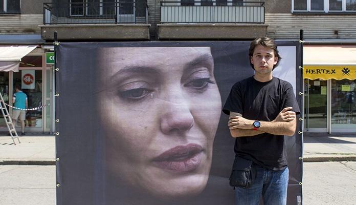 Izložba Dade Ruvića o Srebrenici u Evropskom parlamentu u Briselu