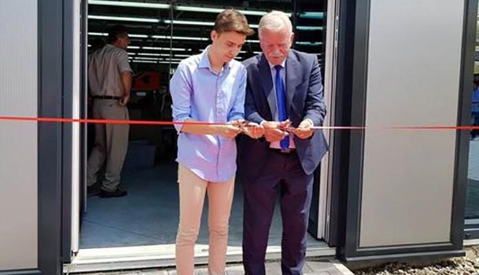 U Gračanici otvorena nova fabrika, posao za 110 radnika