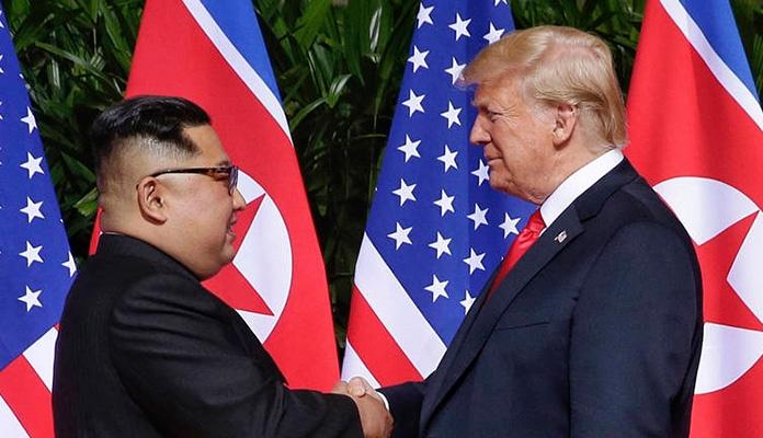 Historijski sastanak predsjednika SAD-a i Sjeverne Koreje