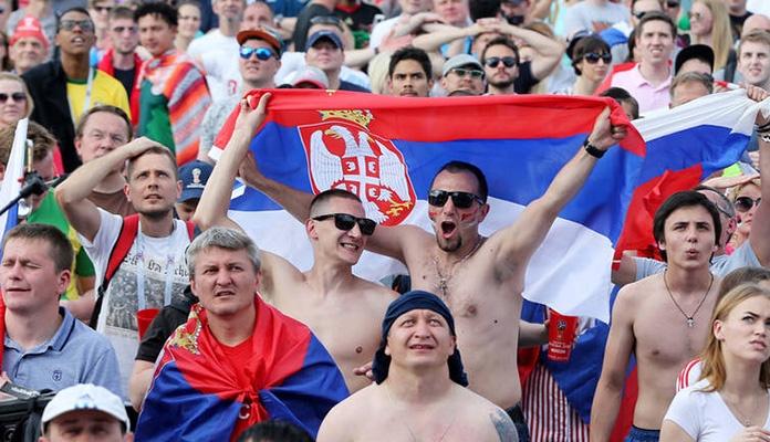 Srbija kažnjena zbog političkih poruka na SP-u