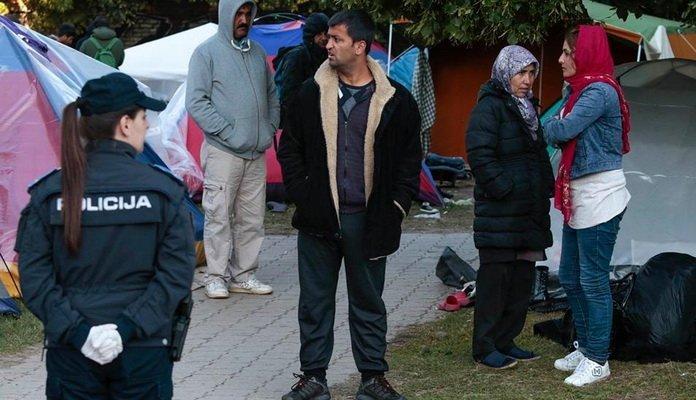 Migranti u Velikoj Kladuši u jako teškoj situaciji, treba im pomoći