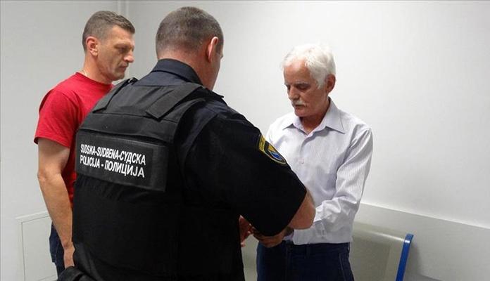 Optuženi Šušnjar izručen iz Francuske u Bosnu i Hercegovinu