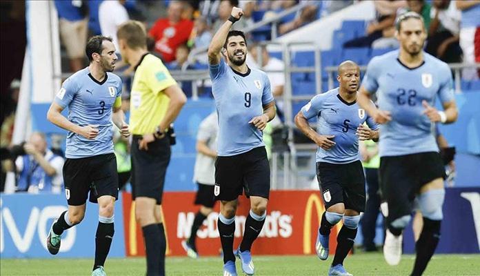 Urugvaj savladao Rusiju i prošao u osminu finala