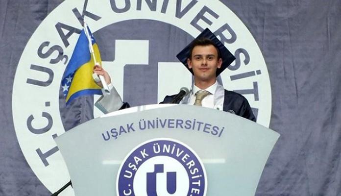 Danas odluka o pritvorenom studentu Selmiru Mašetoviću