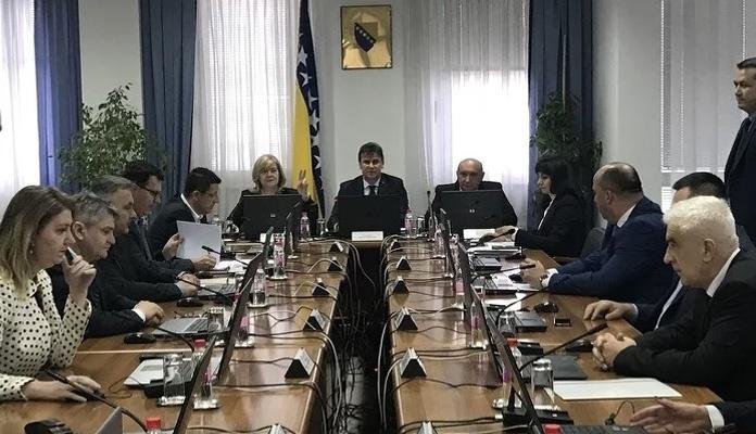 Sjednica Vlade Federacije BiH danas u Sarajevu