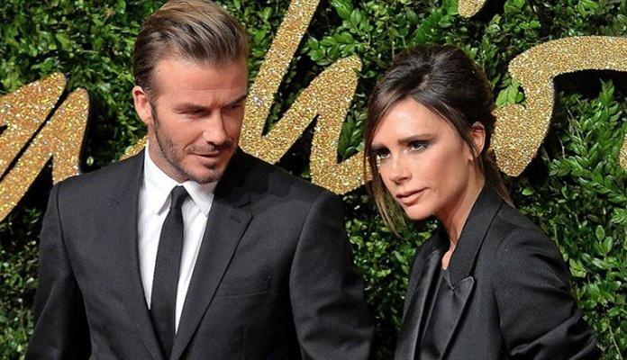 Victoria i David digli ruke od zajedničkog života