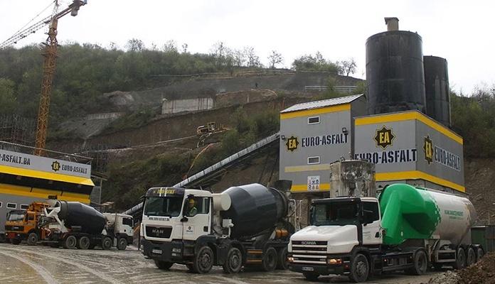 Euro-Asfalt dobio posao na mreži slovenskih autocesta