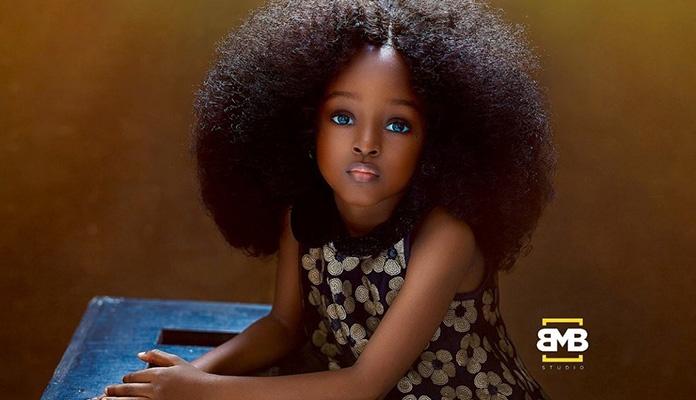 Petogodišnja Jare Ijalana najljepša djevojčica na svijetu