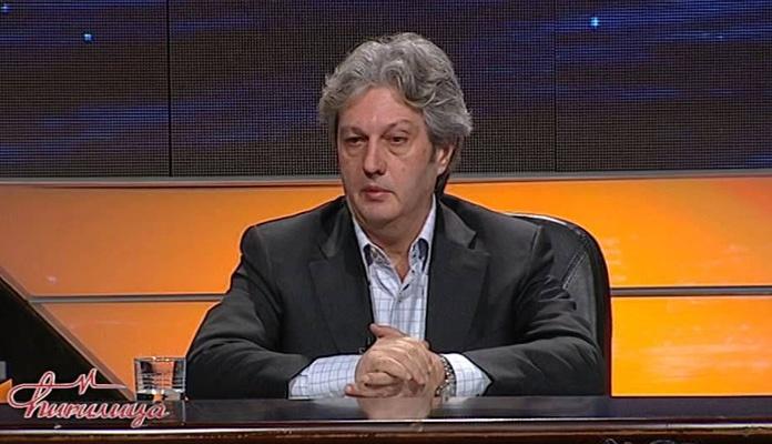 """Image result for Milomira Marića, u emisiji """"Ćirlica gostovao dragišic"""