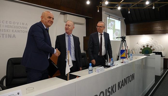 Potpisan ugovor za Projekt rekonstrukcije Kantonalne bolnice Zenica