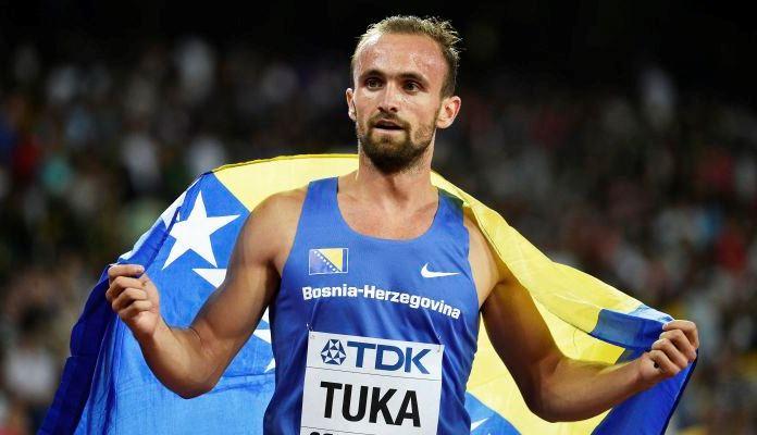 Amel Tuka među tri najbolja atletičara na svijetu
