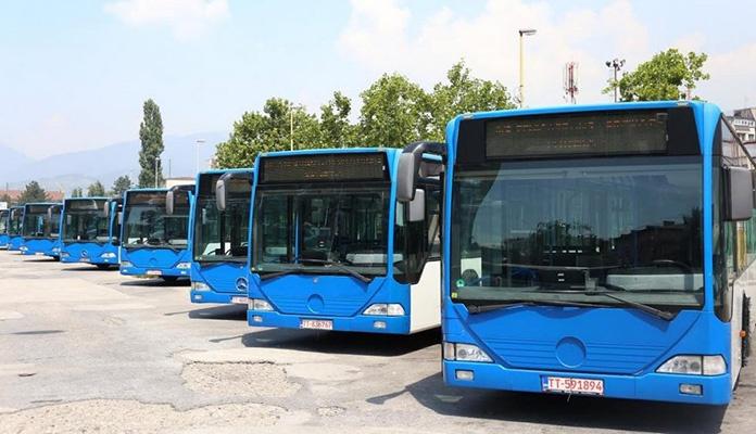 U Zenici proradio gradski prijevoz, Autobuska stanica i dalje blokirana