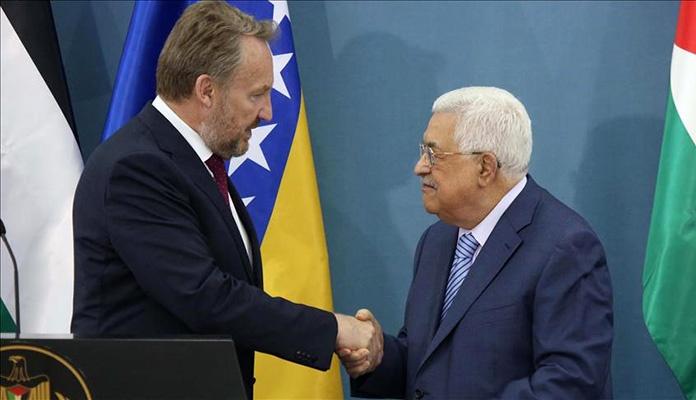 Izetbegović: BiH podržava osnivanje nezavisne palestinske države
