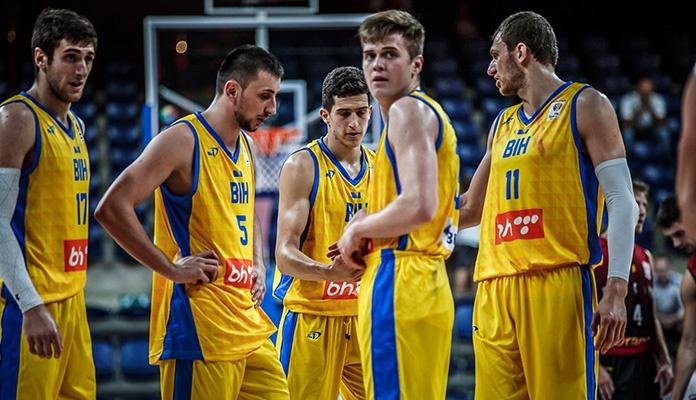 Košarkaši BiH počinju pripreme za kvalifikacije