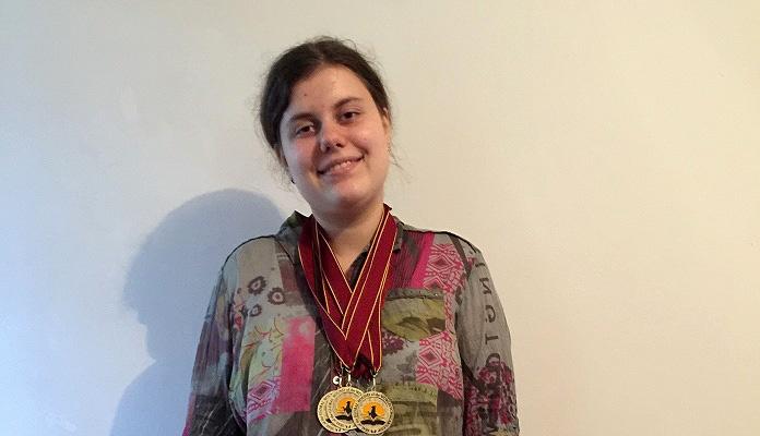 Zeničanka Melika Lošić u Barceloni osvojila tri zlatne medalje