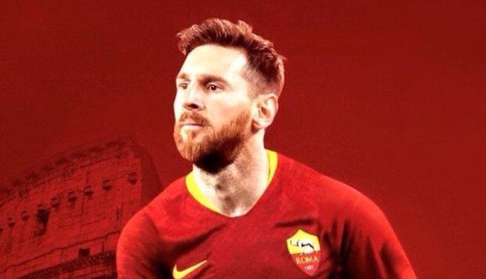 Roma 'prati' Juventus i Inter: Mi još uvijek želimo Messija!
