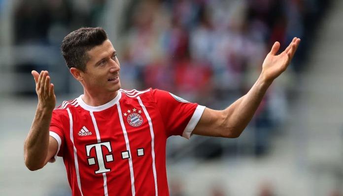 Lewandowski najbolji igrač Bundeslige