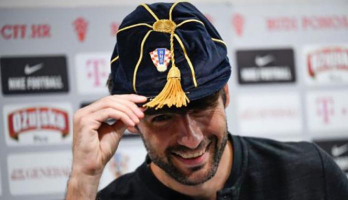 Ćorluka se oprostio od hrvatske reprezentacije